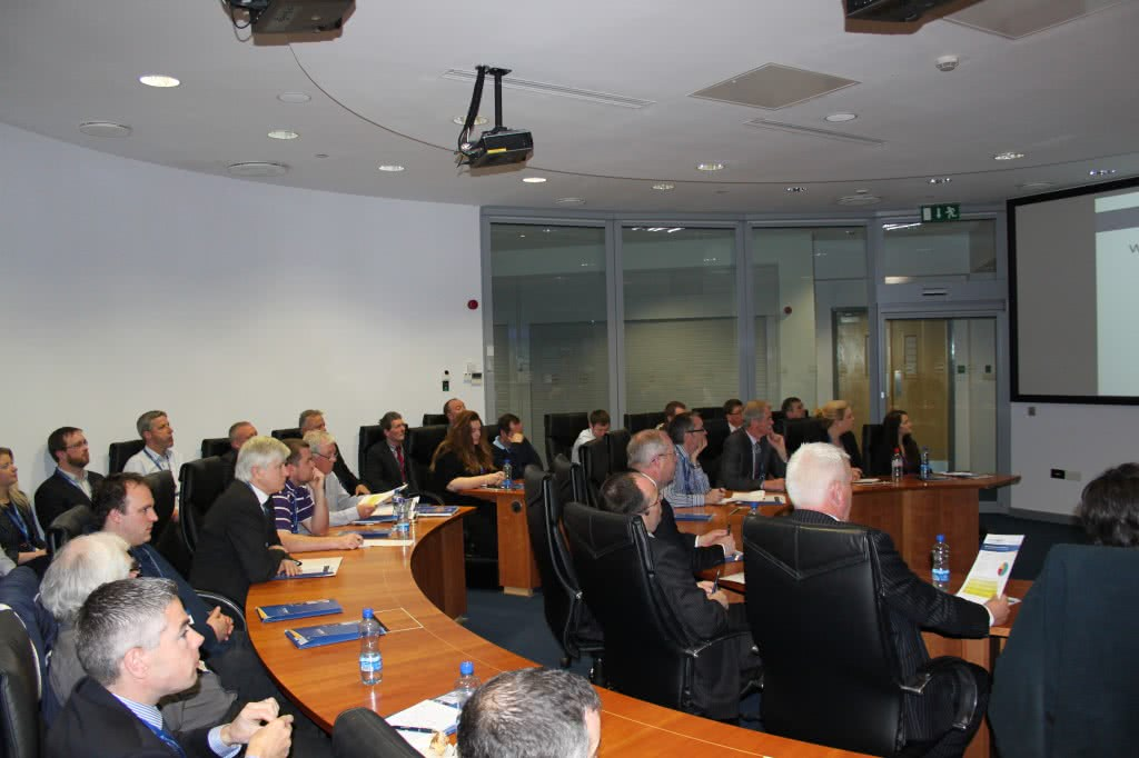 Attendees at 'The Cost of Downtime' event
