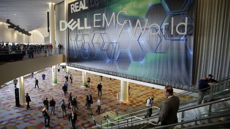 DELLEMC World, Custom Software development