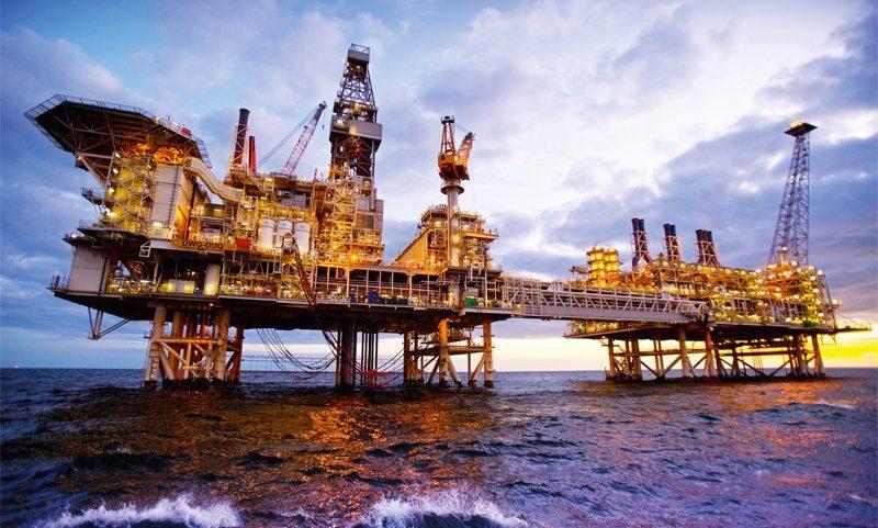 Ingenium Oil Rig